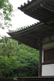 横浜 三渓園 旧燈明寺本堂