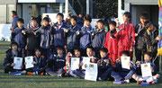 ベイシアカップUー12サッカー