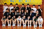 全国高校総体女子バレーボール 西邑楽