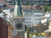 Former Rolex Building in Biel
