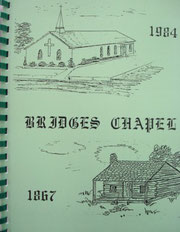 Cover of Bridges Chapel, 1867-1984 (Cemetery and Community)