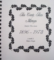 Cover of Titus County, Texas, Marriages -- Groom's Index, 1896-1973