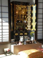 金仏壇修復塗り替え