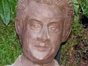 le buste de Sarkozy dont nous a parlé Romain