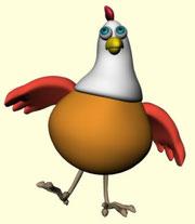 cool le truc des poules