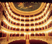 Interno Teatro Verdi di Salerno
