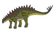 Bild eines Gigantspinosaurus