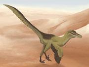 Bild eines Linheraptor