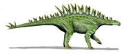 Bild eines Huayangosaurus