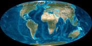 Bild der neogenen Erde