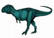 Bild eines Ekrixinatosaurus