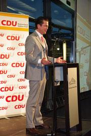 Nicht nur politisch auf der Höhe: Karl-Theodor zu Guttenberg. Foto: Damian Morcinek