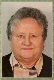 meine Schwester Helga Kronschnabl, verh. Schütt