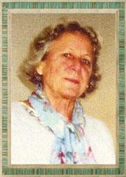 meine Schwester Lieselotte Kronschnabl, verh. Kaseder