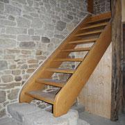 vitrifier escalier