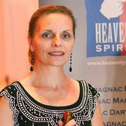 Christine Cooney, owner of Heavenly Spirits.
