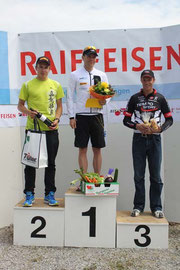 2. Platz am Thurgauer Triathlon in Stettfurt