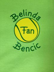 Das Belinda Bencic Fanclub Logo