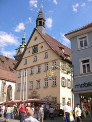 Town hall Bad Cannstatt