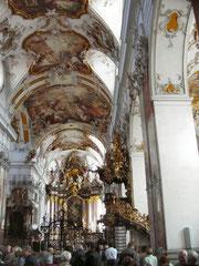 Amorbach - Kirche