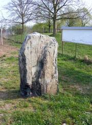 Der Menhir von Alsbach