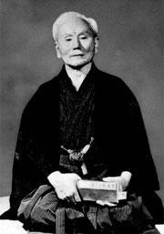 Gichin Funakoshi, fondateur du karaté moderne