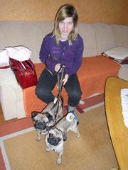 Larissa* spielte mit Max+Felix