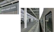 バレンシア駅~ヽ(^o^)丿