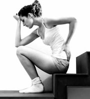 腰痛ストレス股関節
