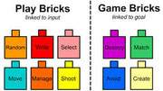 Play bricks / Game bricks