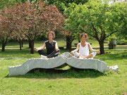 Yoga, Meditation, Ruhe, Stille, Achtsamkeit, Europapark, Klagenfurt am Wörthersee