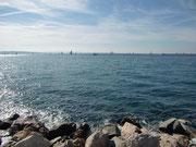 Triest, Meer, Italien, Entspannung