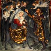 Josef flieht aus Nazareth