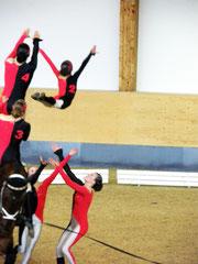 Das Sieger-Junior-Team aus Ingelsberg - eine Hammer-Kür