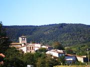 pour découvrir le village d'éscoussens suivez le circuit'soutenu par le comité départemental du tourisme  itineraire du patrimoine