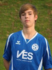 Erzielte das 1:0, Fabian Eder