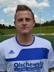 Traf zum 1:0: Andre Schittko