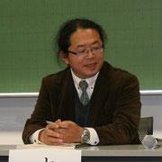 中西 渉先生(名古屋高等学校教諭(情報科主任))