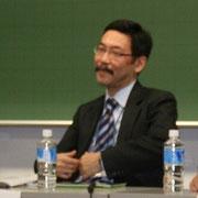 松永 賢次先生(専修大学ネットワーク情報学部教授)