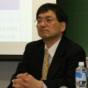中山 泰一先生(電気通信大学大学院情報理工学研究科准教授)