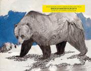 disegno di Jeremy Collins per il BWF 2014