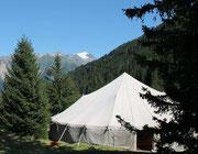 Zenith Sommercamp im Tessin