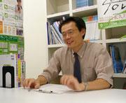 学院長 佐伯健太郎