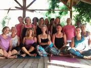 yoga holiday June