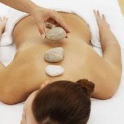 Hot Stone Massage Kosmetik in Magdeburg