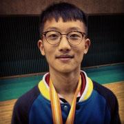 Ye Hao Qin (CHN) Men's World #2. World Champion in Battle, Junior Champion in Classic.