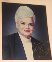 Rose Mofford Loved El Bravo