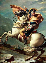 Jaques-Louis David, Napoleon