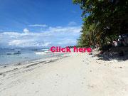 パングラオ島・アロナビーチ