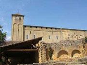 Abbaye de St Avit-Sénieur de nos jours